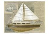 Tour by Boat II Prints by Chariklia Zarris