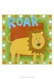 Roar Posters by Megan Meagher