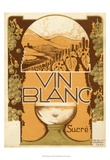 Vin Blanc Print