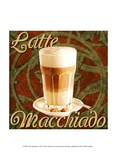 Latte Macchiato Posters by Denise Tedeschi