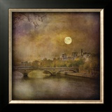 Pont Louis Phillipe Art by Dawne Polis