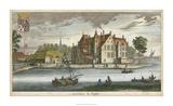 Castellum de Duffel Giclee Print by Jacques Leroy