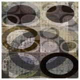 Icovia Squared I Art by John Butler