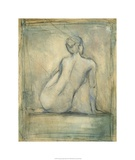 Contemporary Figure Study I Limited Edition by Ethan Harper