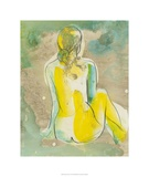 Figure in Relief I Limited Edition by Jennifer Goldberger