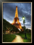 Paris HDR Framed Photographic Print by Trey Ratcliff
