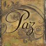 Paz Poster von Patricia Pinto