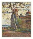 European Sketchbook VII Giclee Print by Rowena Meeks Abdy