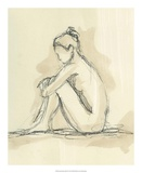 Neutral Figure Study II Prints by Ethan Harper