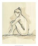Neutral Figure Study II Giclee Print by Ethan Harper