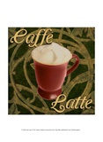 Caf&#233; Latte Posters by Denise Tedeschi