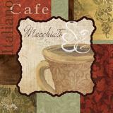 Macchiato Prints by Elizabeth Medley