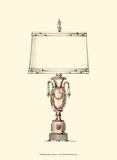 Boudoir Lamp I Láminas