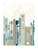 Broadway Horizon I Giclee Print by Vanna Lam