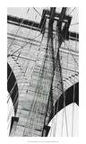 Brooklyn Bridge III Giclee Print by Laura Denardo
