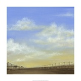 Evening Commute II Limited Edition by Jennifer Goldberger