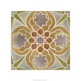 Villa Tile IV Limited Edition by Chariklia Zarris