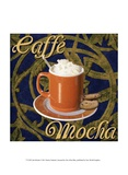 Caf&#233; Mocha Prints by Denise Tedeschi