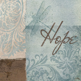 Hope Posters by Elizabeth Medley