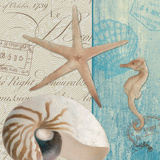 Seaside II Prints by Elizabeth Medley