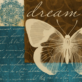 Dream in Butterflies Prints by Elizabeth Medley