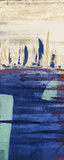 Blue Calm Waters II Poster von  Kingsley