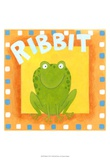 Ribbit Prints by Megan Meagher