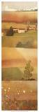 Field Scape III Kunstdrucke von Victor Valla