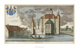 Castellum Laer Giclee Print by Jacques Leroy