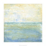 Tranquil Coast II Premium Giclee Print by J. Holland