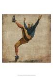 Vintage Sports V Posters by John Butler