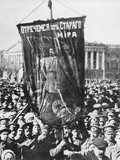 Russia: Revolution Of 1917 Photographic Print