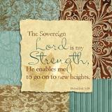 Il Signore è la mia forza Stampe di John Spaeth