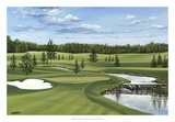 Day on the Links Giclee Print