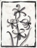 Sumi-e Floral III Posters by Ethan Harper