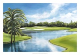 Key West 16th Hole Giclee Print