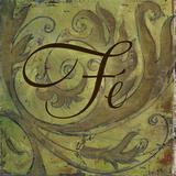 Fe Prints by Patricia Quintero-Pinto