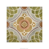 Villa Tile II Limited Edition by Chariklia Zarris