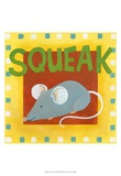 Squeak Art by Megan Meagher
