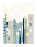 Broadway Horizon II Prints by Vanna Lam