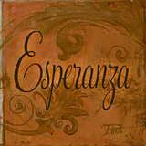 Esperanza Posters by Patricia Pinto