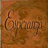 Esperanza Posters by Patricia Quintero-Pinto