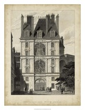 Fontainbleau, Porte Doree Giclee Print by A. Pugin