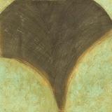 Textured Ginkgo I Poster by Jennifer Goldberger