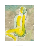 Figure in Relief II Limited Edition by Jennifer Goldberger