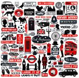 Cool Britania Poster von Janie Secker