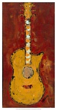 Six Strings V Prints by Deann Hebert