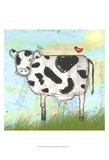 Moo Land Posters by Ingrid Blixt