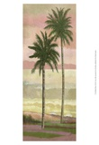 Blush Palms I Kunstdrucke von Victor Valla