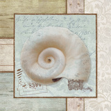 Traveling By Sea II Prints by Elizabeth Medley